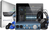 Presonus AudioBox iTwo Studio Recording Bundle