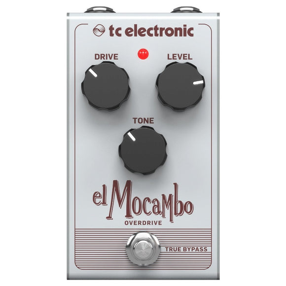 TC Electronic - EL MOCAMBO OVERDRIVE