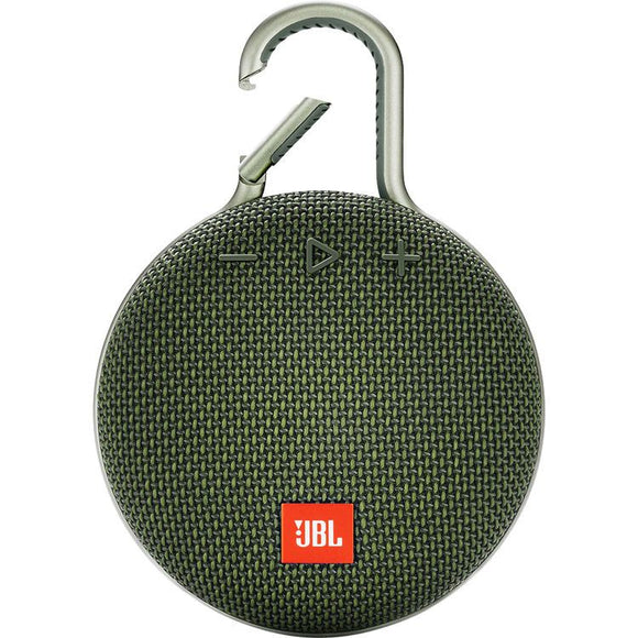 JBL CLIP 3 - Portable Bluetooth speaker (Green)