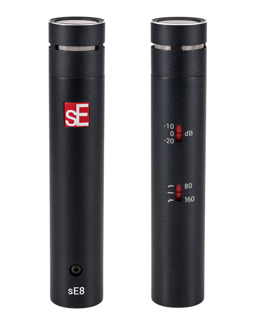 SE Electronics - SE8 S/D Condenser (Matched Pair)