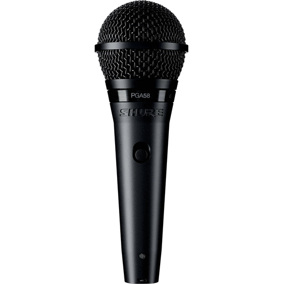 Shure PGA58 - Dynamic Vocal Microphone