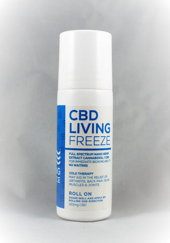 CBD Living - 120mg - Freeze