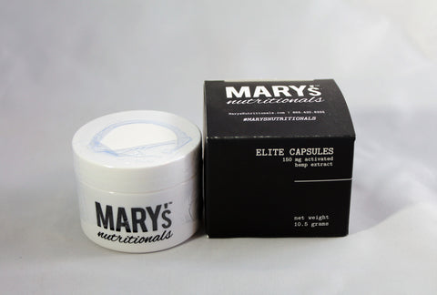 Mary's Nutritionals Elite Capsules 150mg