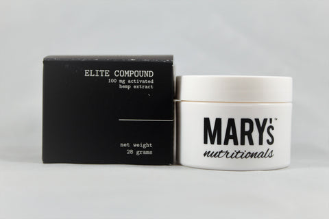 Mary's Nutritionals Elite Compound
