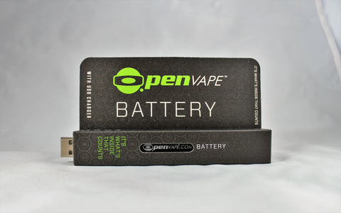 O.Pen Battery and Charger- Black