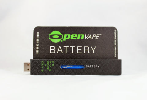 O.Pen Battery and Charger- Cloud Blue
