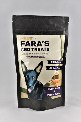 Fara's CBD Dog Treats
