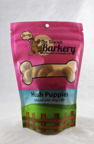 Biscuit Barkery - Hush Puppies