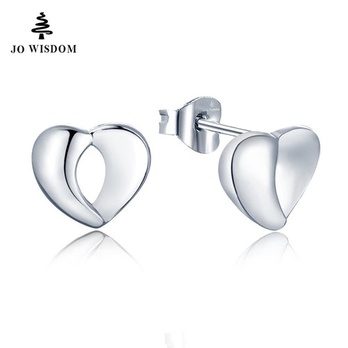 100% 925 Sterling Silver Stud Earring for Women