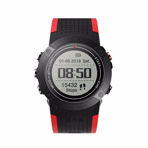 OUTDOOR SPORT WATCH Men Sport Waterproof 30m Digital Watch men Swimming Wristwatch SUPPORT Weather Forecast