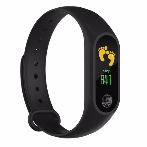"Smart Band 3 Fitness Tracker Smart Bracelet 0.78"" OLED Touch Screen  Waterproof Miband 3 Smart Wristband"
