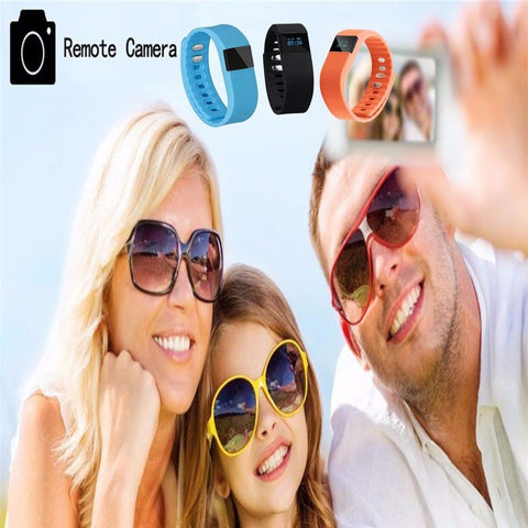 TW64 Fitness Tracker Bluetooth Smart bracelet Sport Bracelet Smart Band Wristband Pedometer For iPhone IOS Android