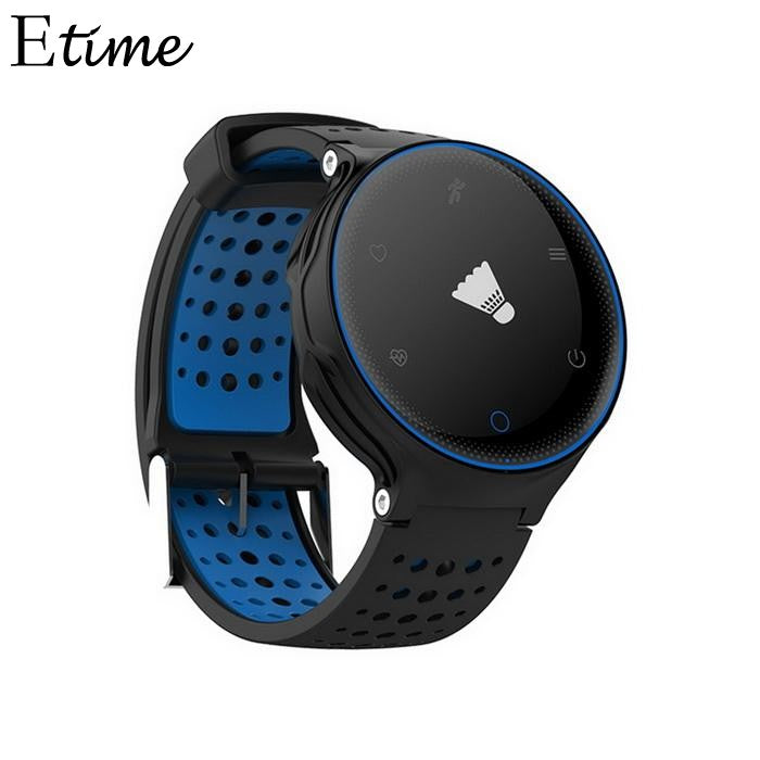 X2 Smart Watch Bluetooth 4.0 IP68 Heart Rate Monitor Blood Pressure Sleep Monitor Waterproof Smartband for Android IOS Phone