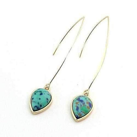 Hooked On You Gemstone Earrings Get 3 Sweet Pairs-JewelryKorner-com
