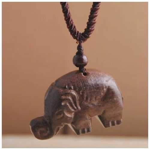 Tiny Trunk Necklace From TRUNK SHOW Collection-JewelryKorner-com