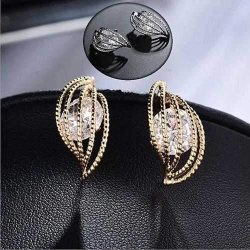 Treasure Chest Earrings-JewelryKorner-com