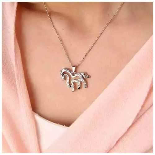 UNICORN Faith And Trust Necklace-JewelryKorner-com