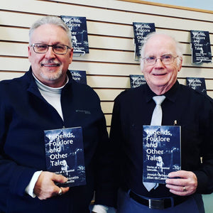 Legends , Folklore and other Tales - Stories of a Haunted Stittsville Volume 3 - 2020