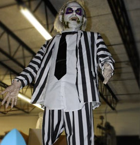 Beetlejuice Prop 7 Feet Tall