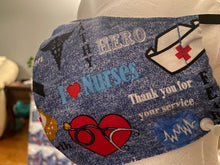 First Responders 100% 3 Ply Cotton Mask Fundraiser