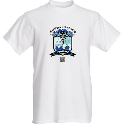 Covid-19 Coat of Arms T-Shirt