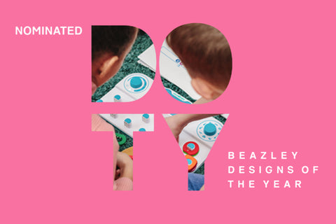 Soundbops has been nominated for Design of the Year!