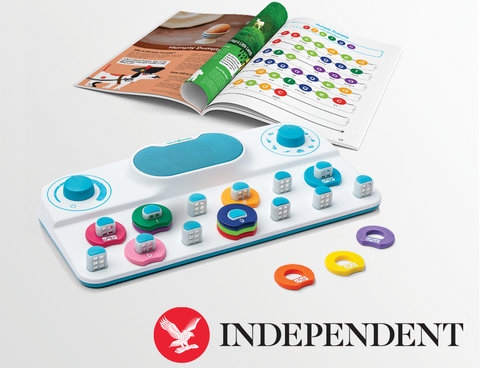 We're featured in The Independent Gift Guide