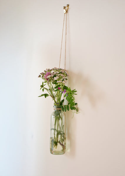 Make Your Own Hanging Vase