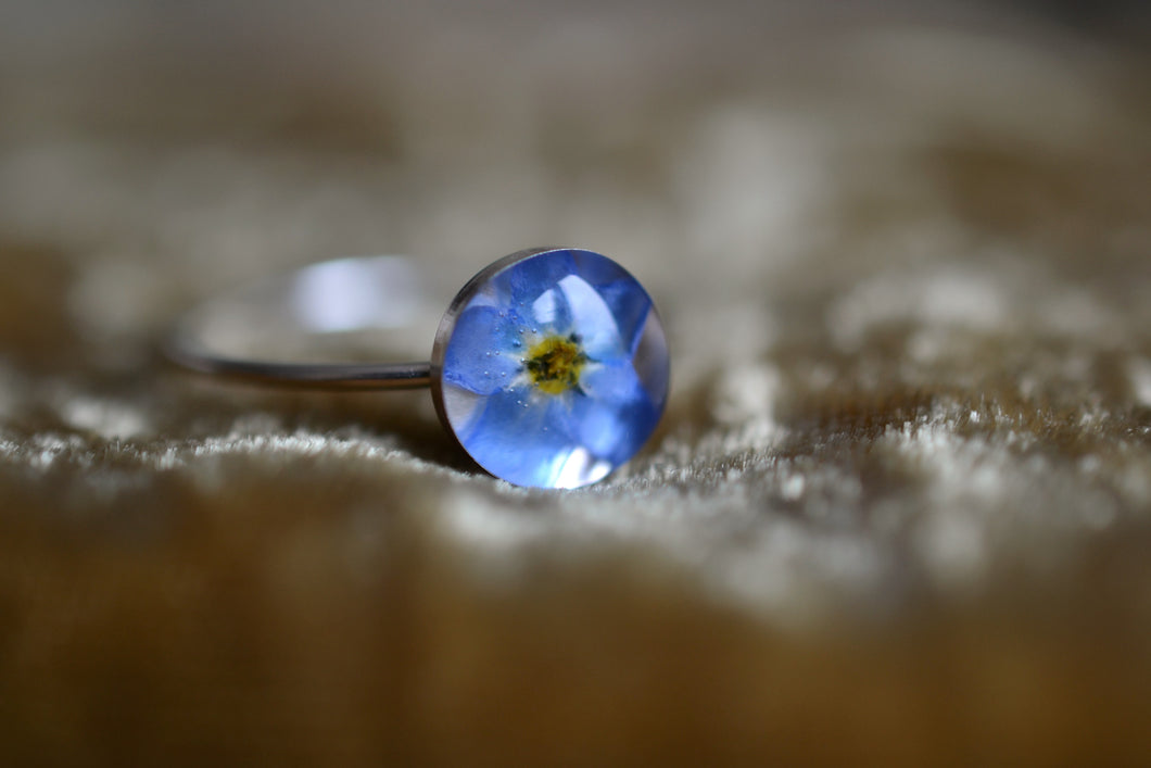 Forget-Me-Not Ring
