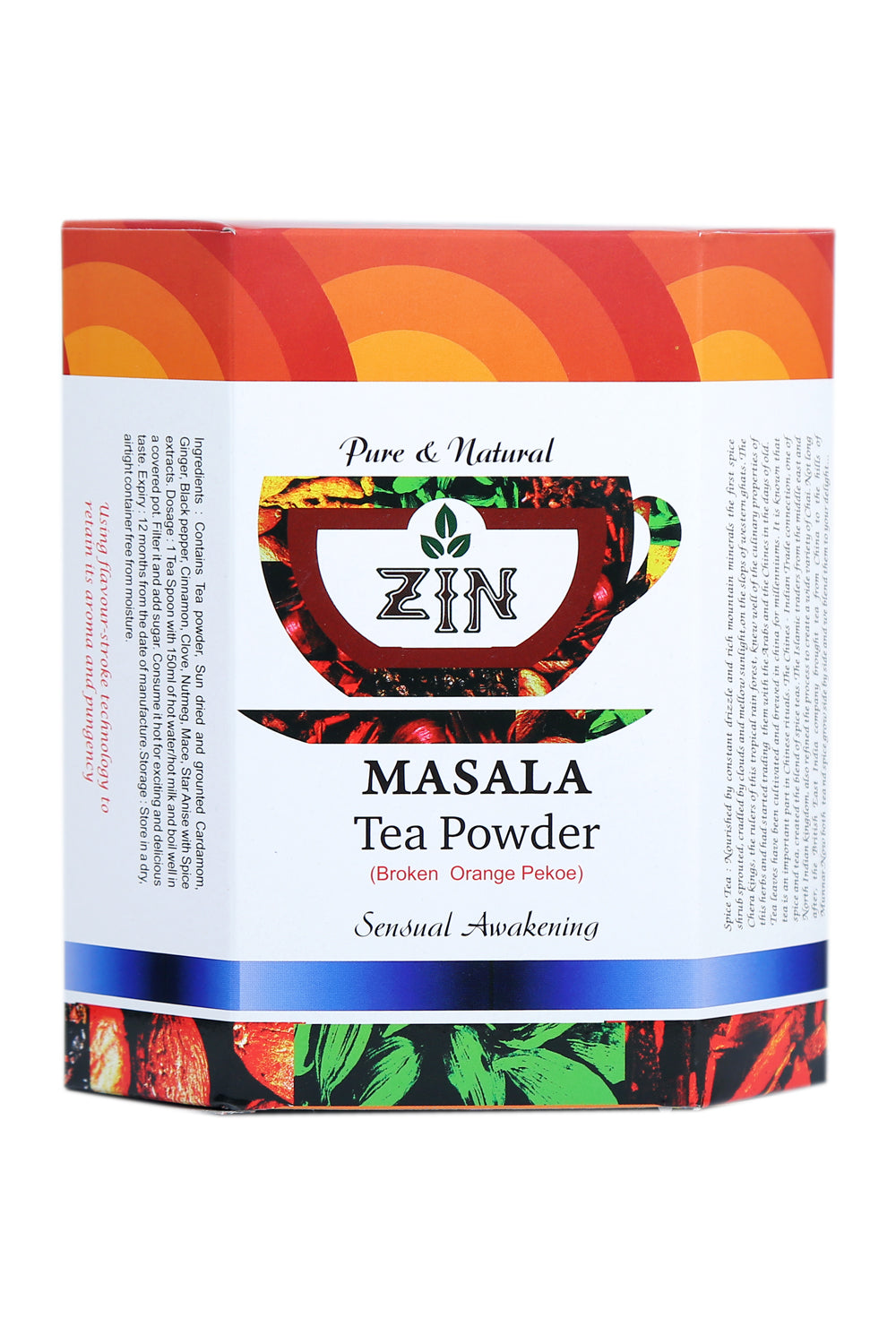 Masala Tea Powder - Genspice