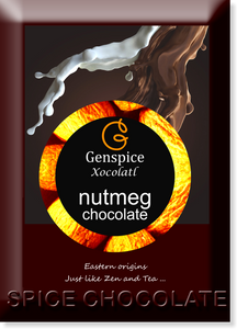 Nutmeg Chocolate 50g - Genspice