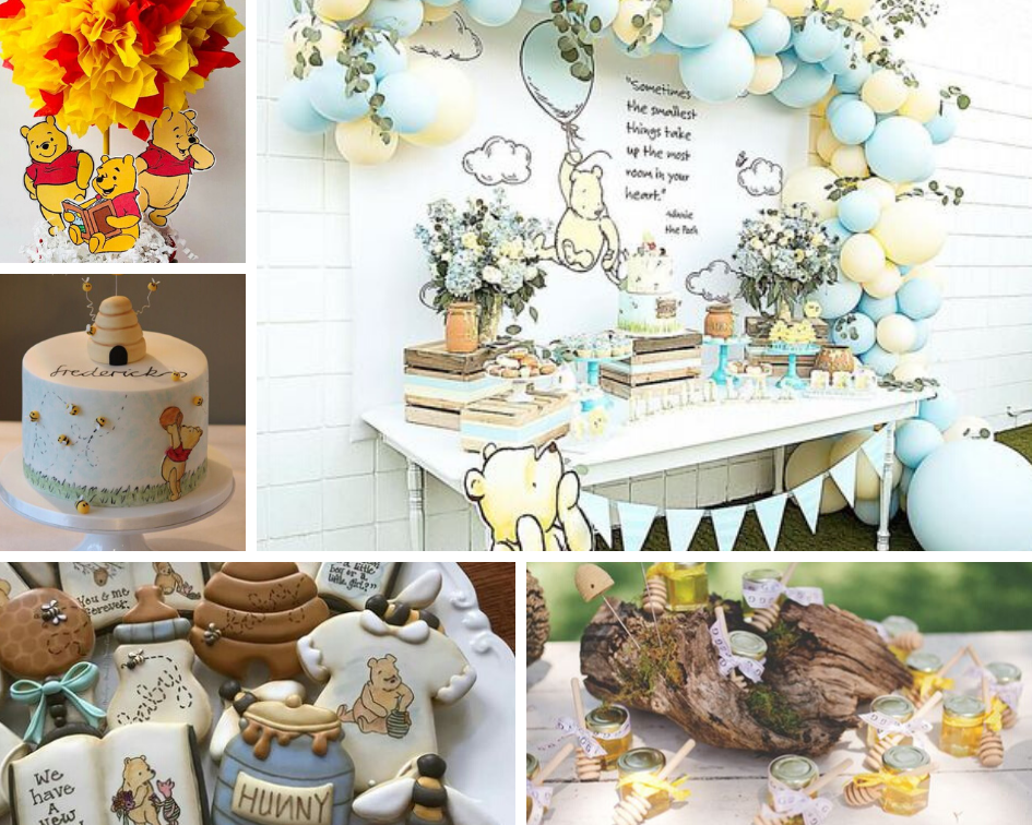 themes baby shower