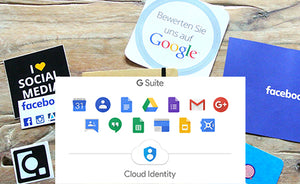 Do you enjoy your Gmail? Go further with G Suite for Business!