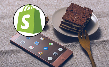 Have your cake and eat it too with Shopify Websites for Selling. It is also mobile friendly.