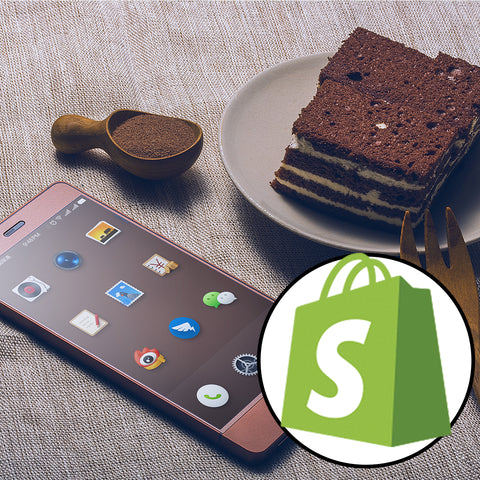 Have your cake and eat it to with Shopify Ecommerce Website. Less cost and easy management for online selling.