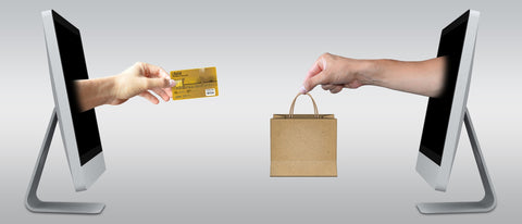 Taking payment for merchants online and at events image
