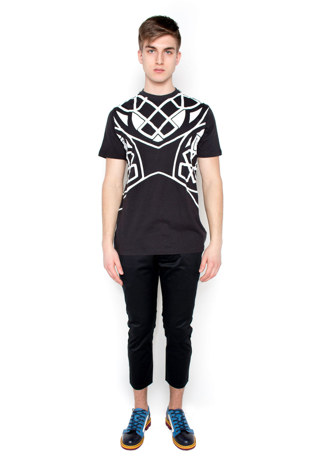 Graphic T-shirt (black)
