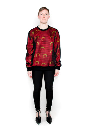 Eyes Oversize Sweatshirt