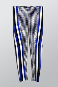 Contemporary Houndstooth Leggings
