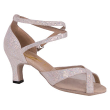 "Duchess 2.5"" Heel Silver White Point Leather LIMITED EDITION"