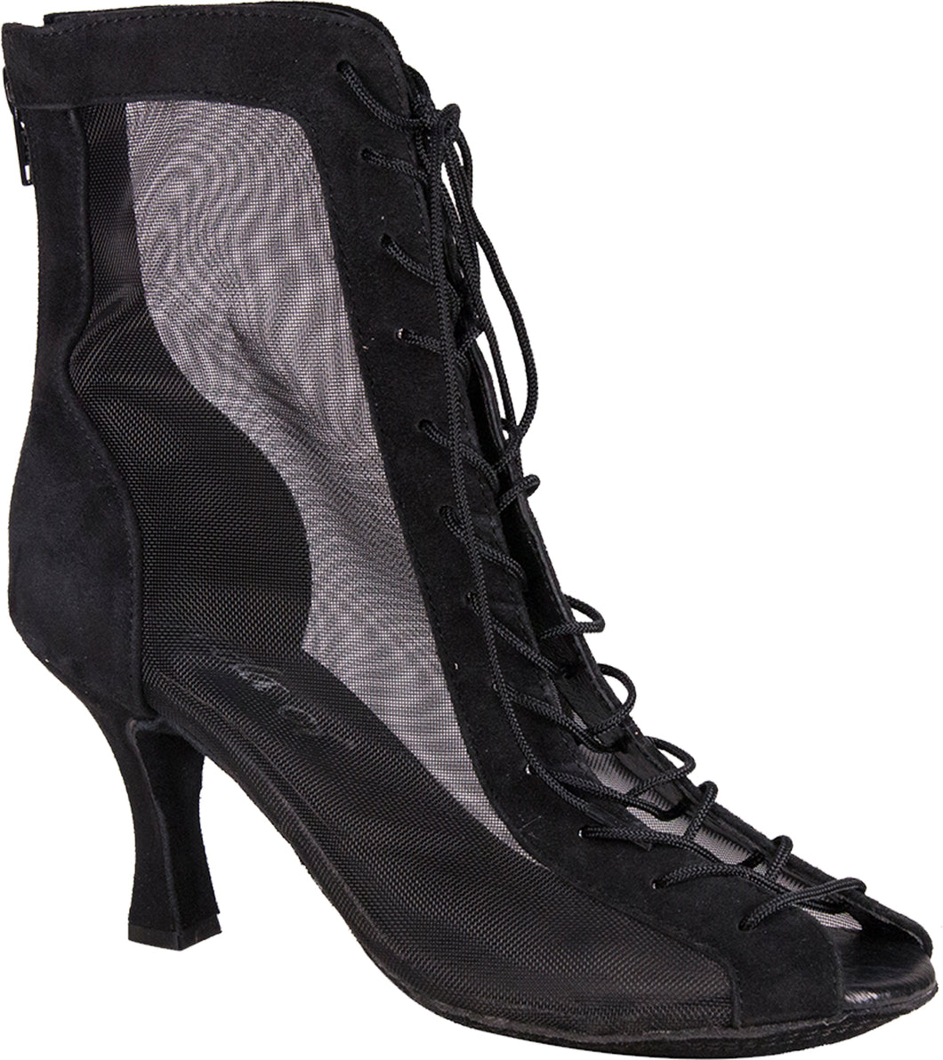 Godiva Chic Dance Boot Black 3