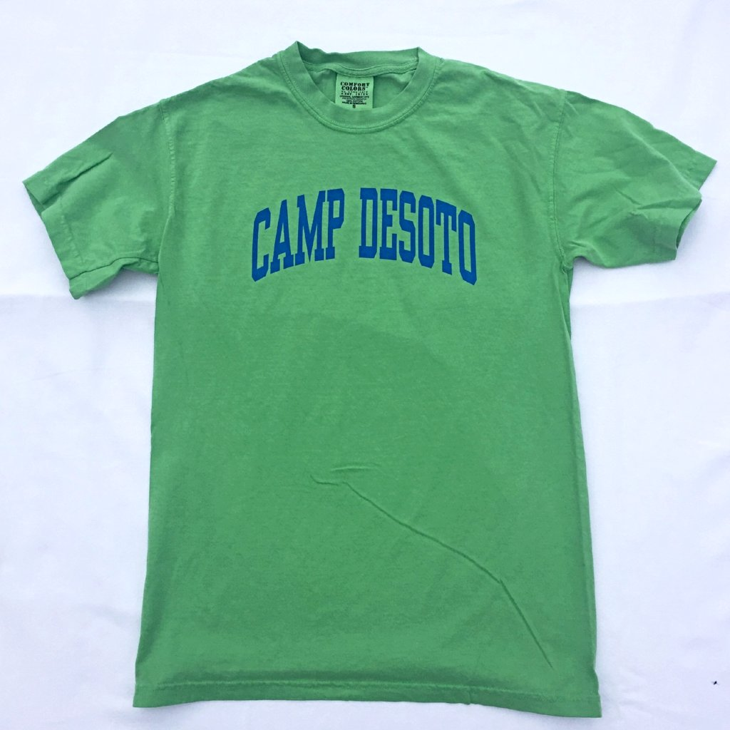 Green Comfort Colors T-Shirt (in YM)