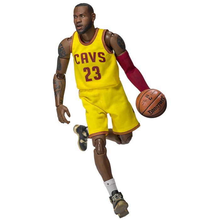 ENTERBAY 1/9 Lebron James - 勒邦·占士 可動人偶