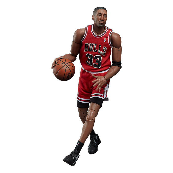 ENTERBAY 1/9 Scottie Pippen - 史葛特·柏賓 可動人偶