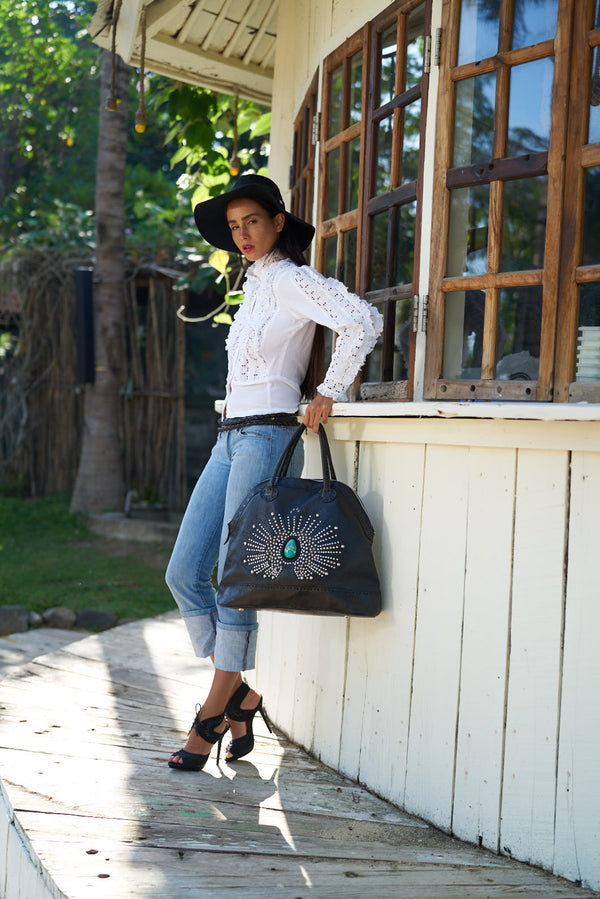 Queen Peacock Bag - Jodi Lee