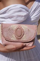 Mini Hula Hibiscus Purse - Jodi Lee