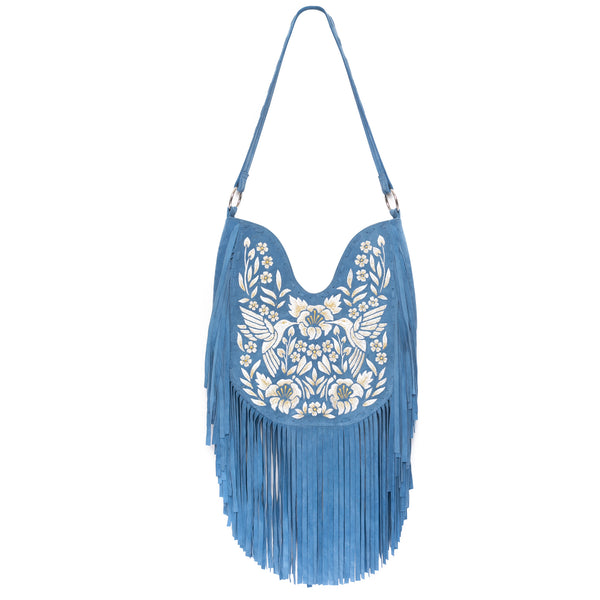 Heavenly Embroidery Bag - Jodi Lee