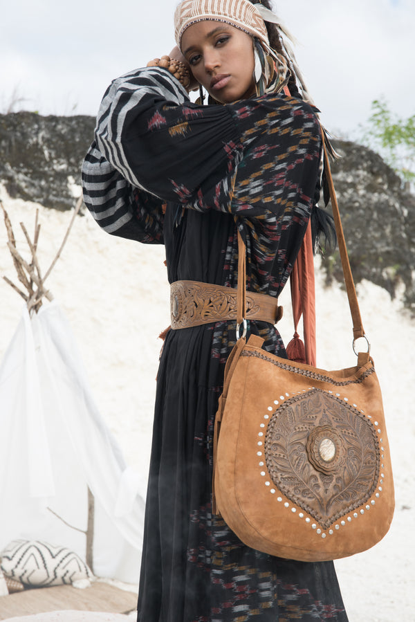 Hiawatha Concho Bag - Jodi Lee