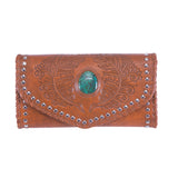 Hiawatha Feather Wallet - Jodi Lee