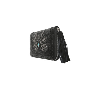 Monterey Peacock Wallet - Jodi Lee